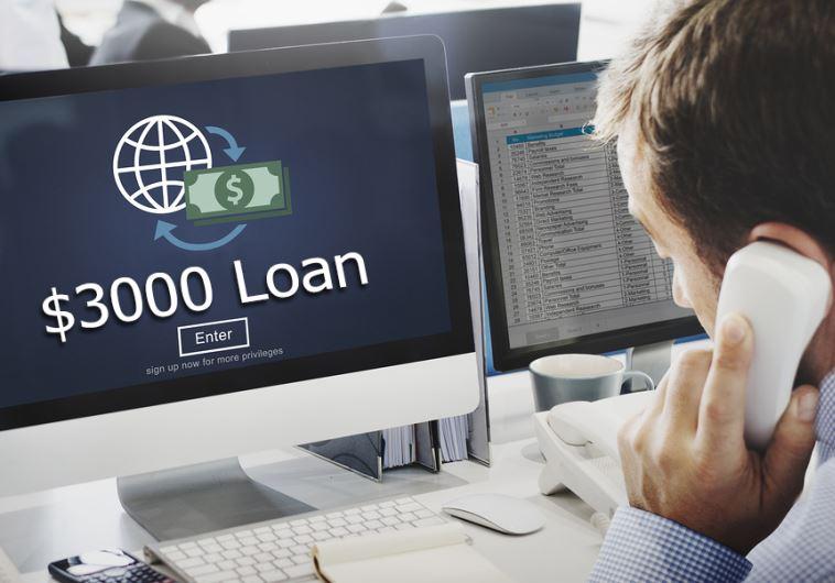 3000 dollar loan