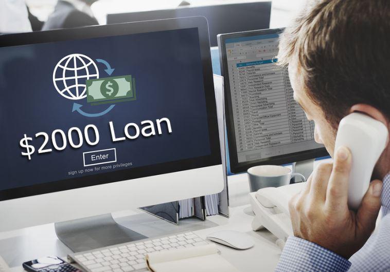 2000 dollar loan