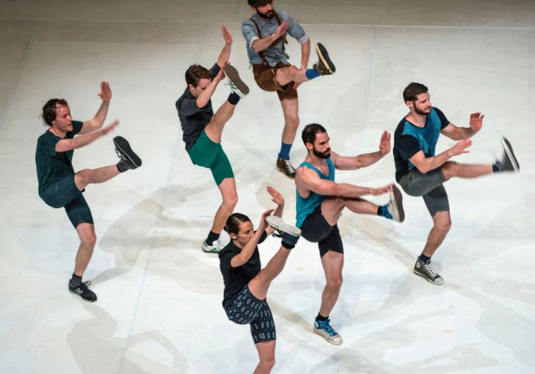ITALIAN CHOREOGRAPHER Alessandro Sciarroni presents his latest dance piece, 'FOLK-s, will you still