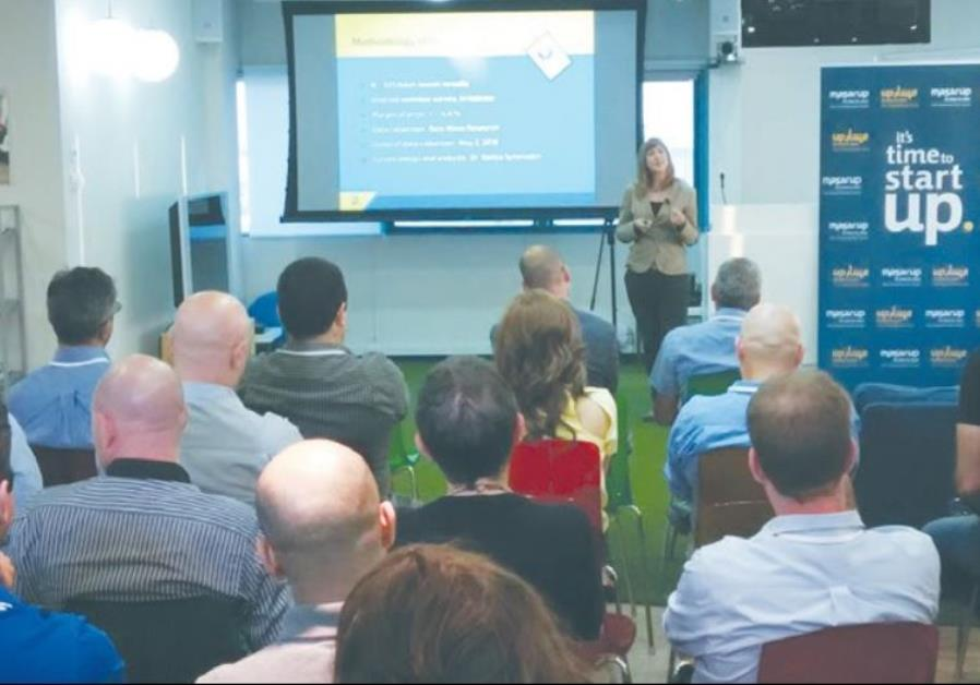 SOME 50 people attended the launch event of MasarUP, an initiative to bring start-up support to the