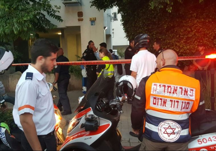 MDA responds to terror stabbing