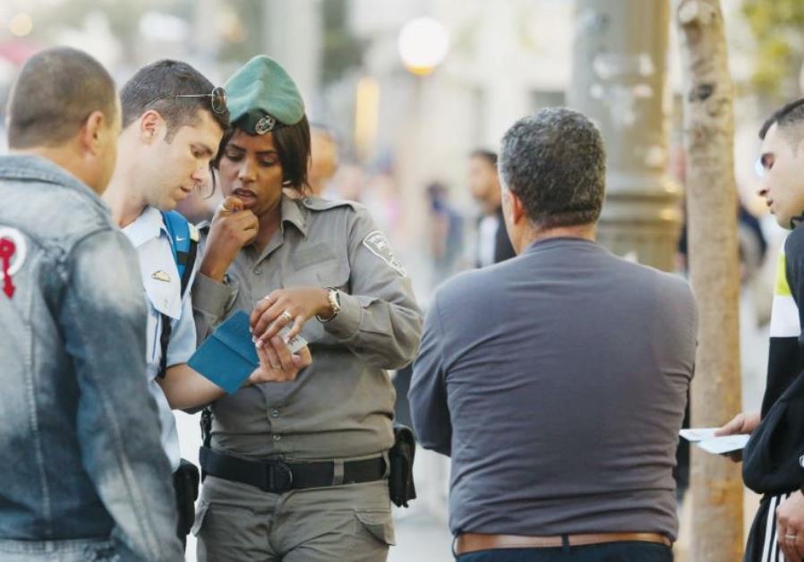 Police Jerusalem