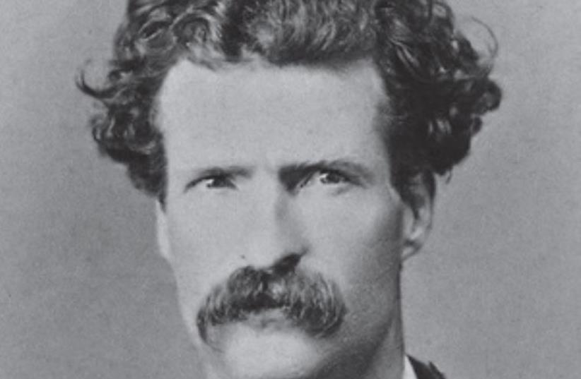 Mark Twain in the Holy Land - Jerusalem Post
