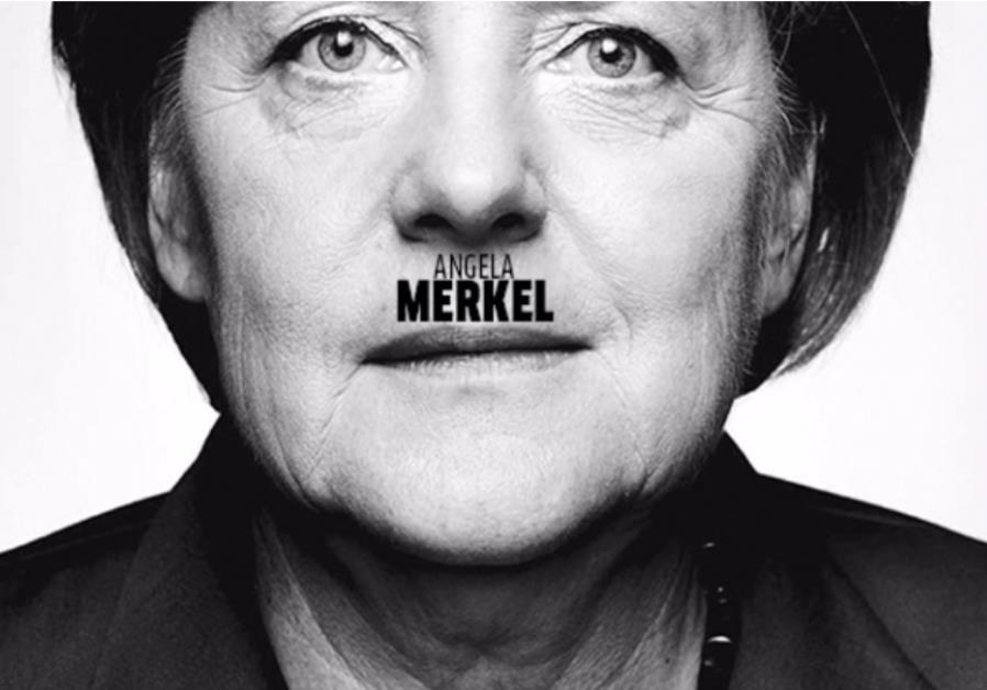 Turkish newspaper compares German leader Angela Merkel to Adolf Hitler