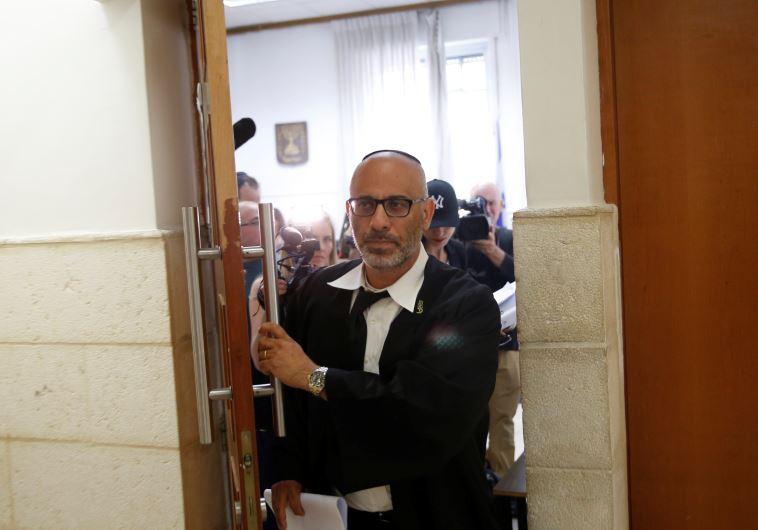 Yehuda Fried, lawyer of Malka Leifer