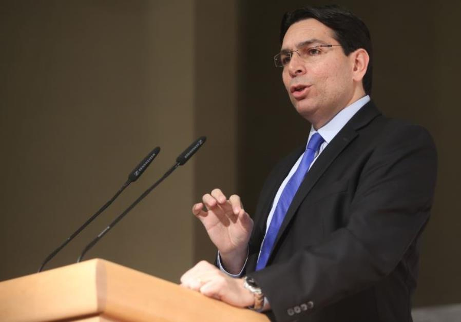 Image result for danny danon israel