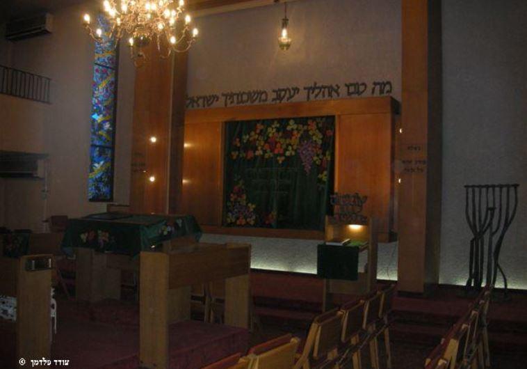 Hazvi Yisrael synagogue
