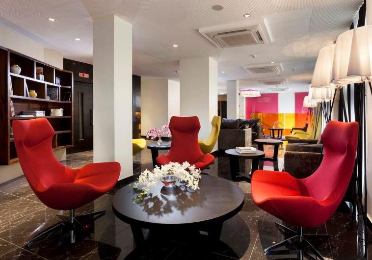 Blue TLV Boutique Suites Hotel offers a unique Tel Aviv experience