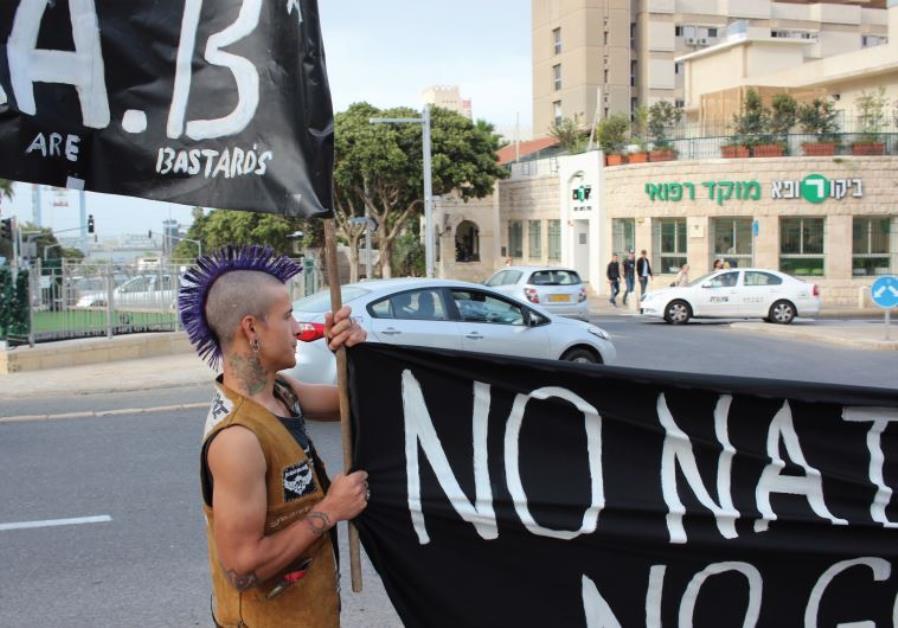 anarchy in the jewish state israel news jerusalem post