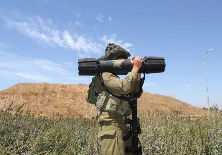 Rafael missile