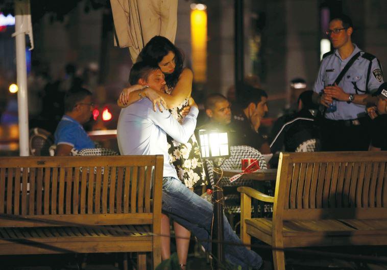 Tel Aviv shooting