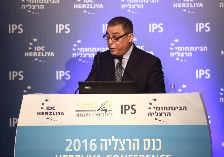 Egypt's Ambassador in Israel, Hazem Khairat
