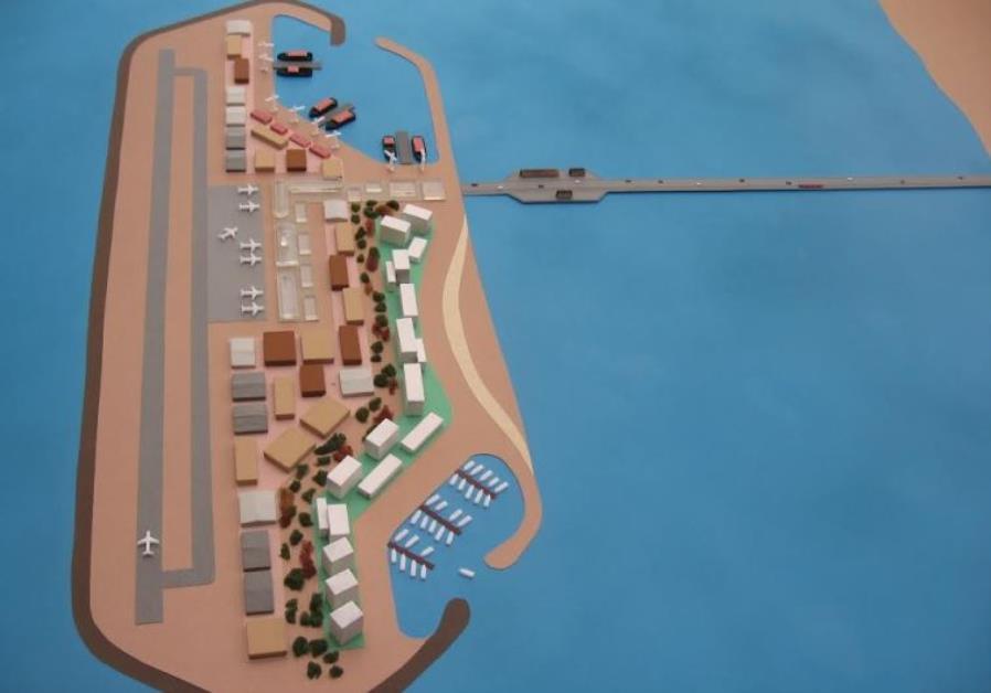 Gaza island mode
