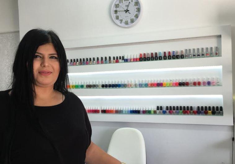 Mara Bachari opened up her own mani-pedi salon this year