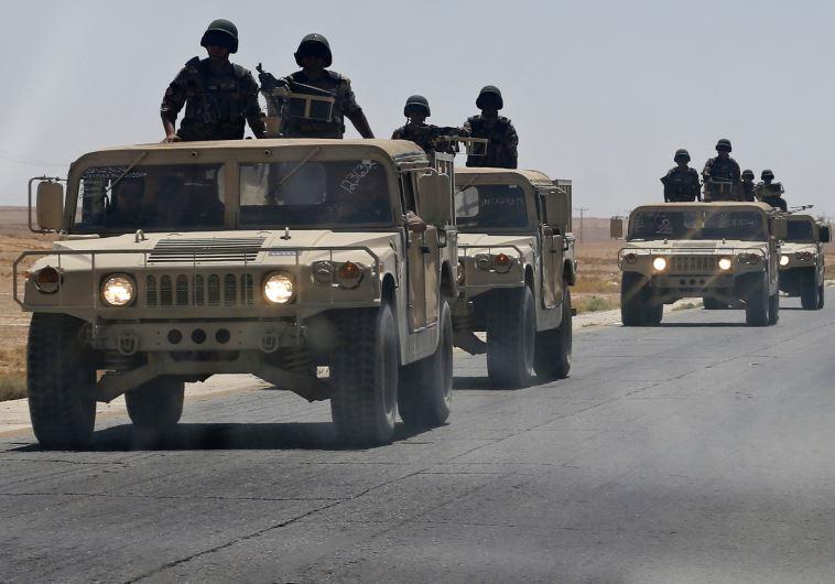 jordan army