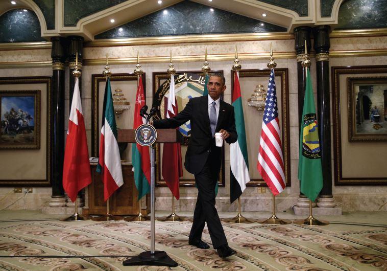 Obama Riyadh