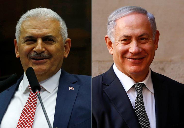Netanyahu Yildirim