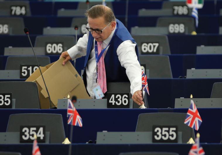 Raymond Finch ukip european parliment