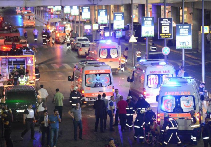 Terror Turkey
