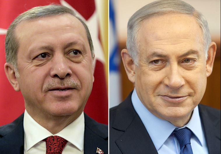 Netanyahu Erdogan