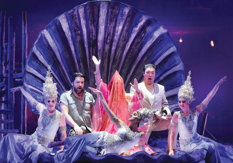 'THE PEARL FISHERS'