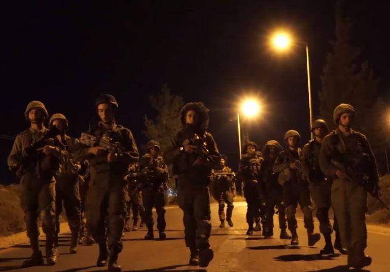 IDF raid Hebron