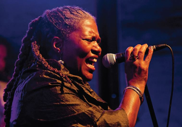 Vocalist Sharon Lewis