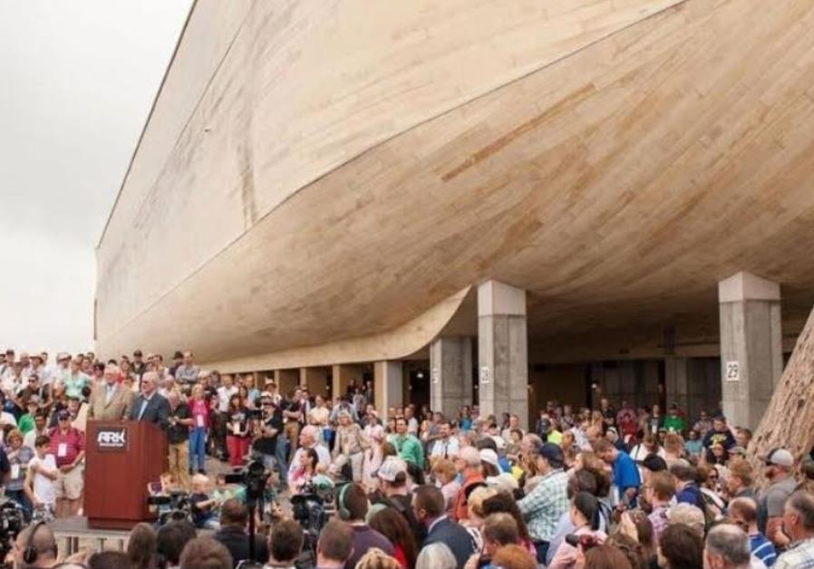 Noah's Ark theme park