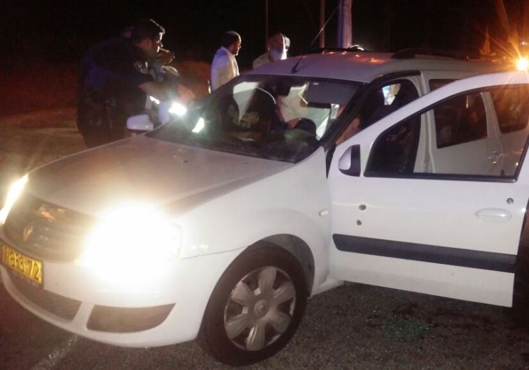 Man injured after Palestinian gunman shoots at his car near Tekoa