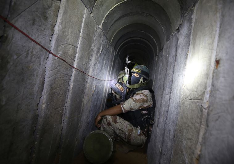 islamic jihad tunnel gaza
