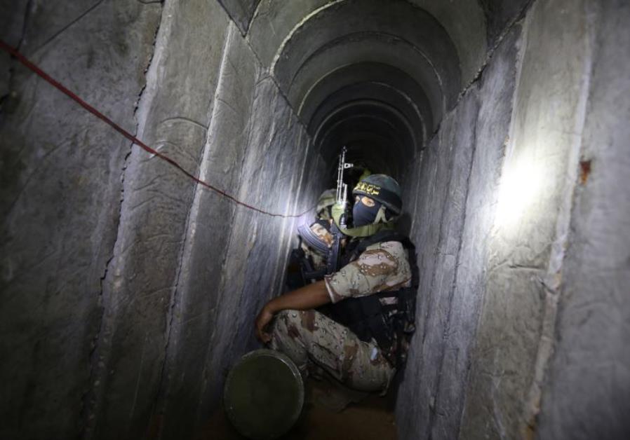islamic jihad tunnel gaza