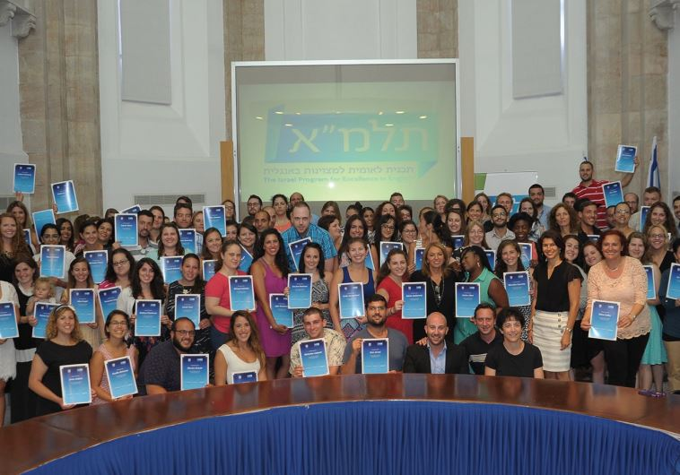 100 TEACHERS from English speaking countries are participating in this summer's TALMA program teachi