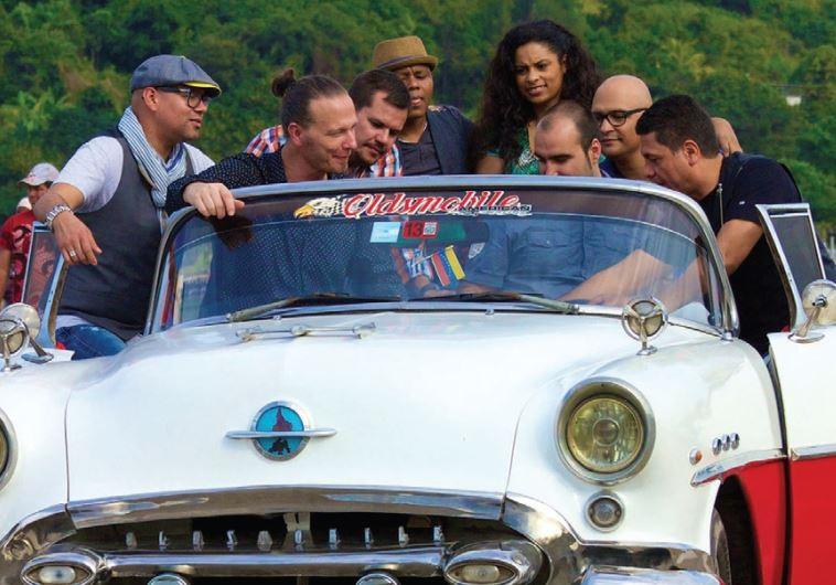 The Cabo Cuba Jazz band