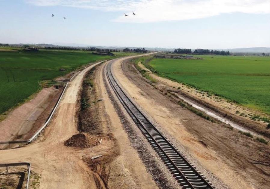 Jezreel Valley Railway