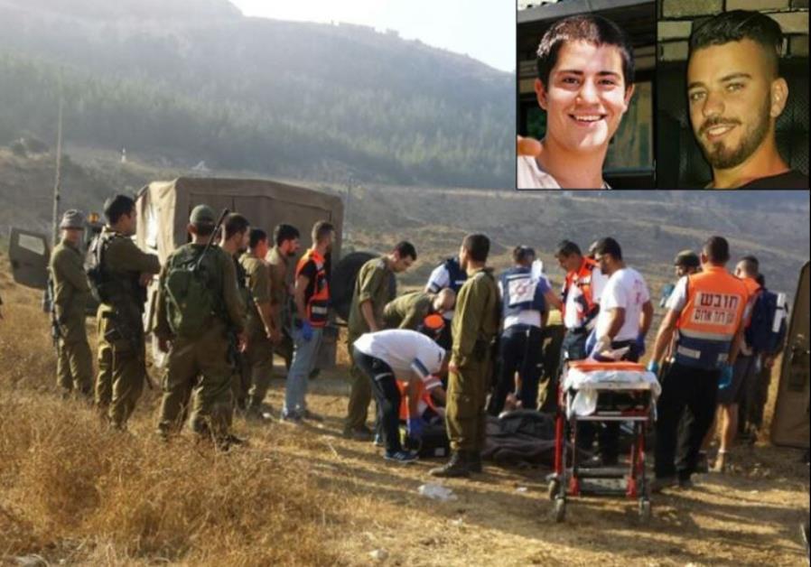 IDF accident