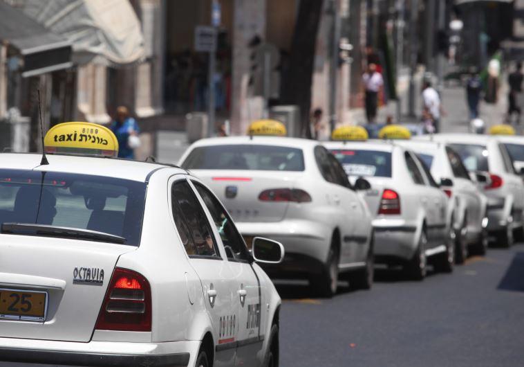 Israel taxi