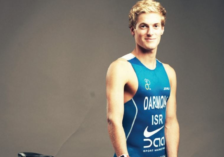 RON Darmon will become the first Israeli to compete in the Olympic triathlon after reaching No. 52 i