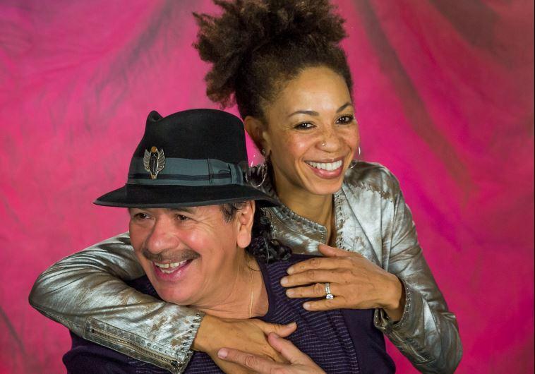 Carlos Santana Israel