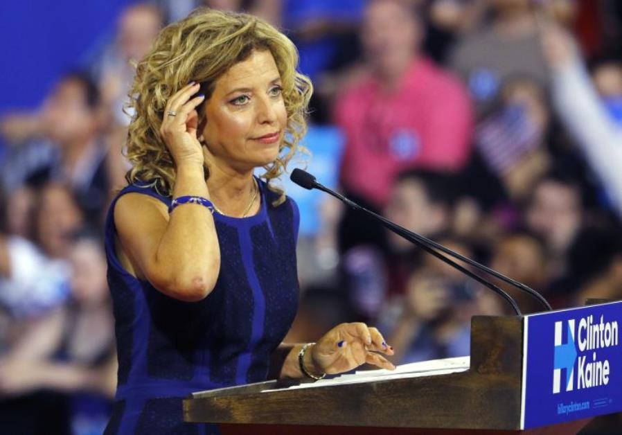 Debbie Wasserman Schultz of Florida