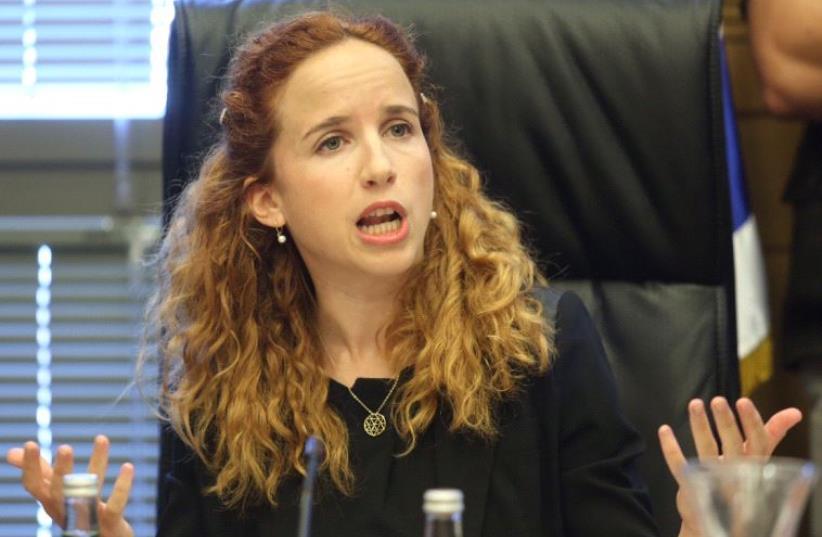 Shaffir pushing to unite Left ahead of possible election - Israel News - Jerusalem Post
