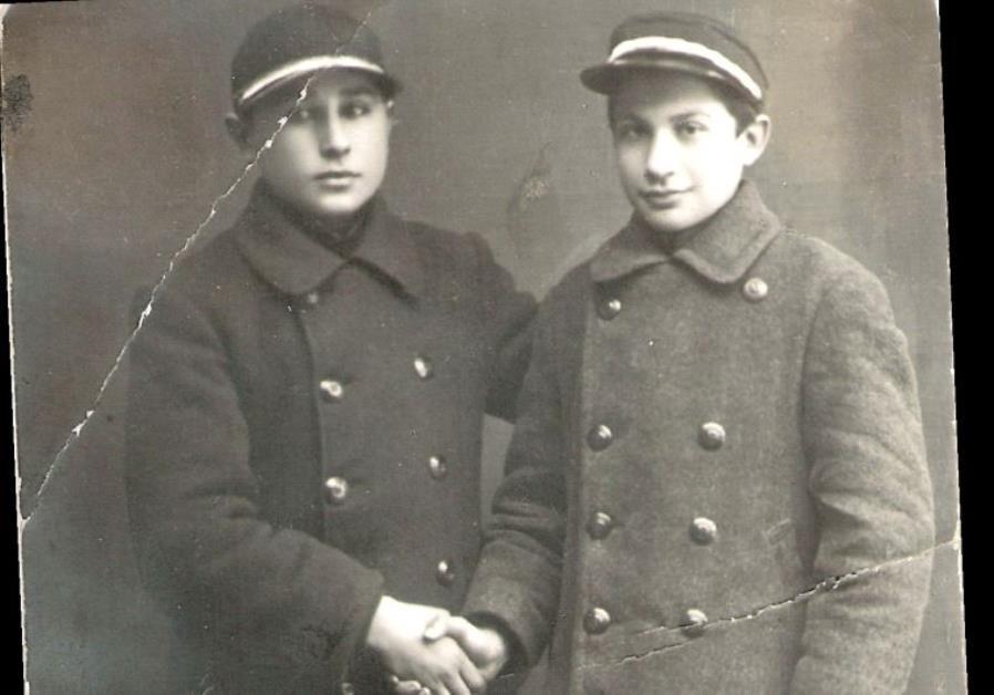 Russian Lithuanian Jewish heritage
