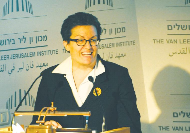 DR. SUSAN WEISS, director of the Center for Women's Justice: Gerrer women who seek divorce face 'imp