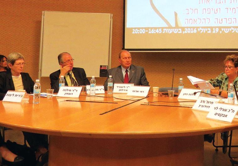 THE VAN LEER Jerusalem Institute roundtable.