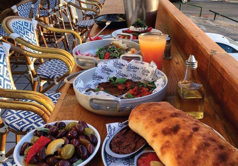 Yassou restaurant