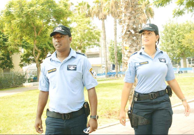 Israel police.