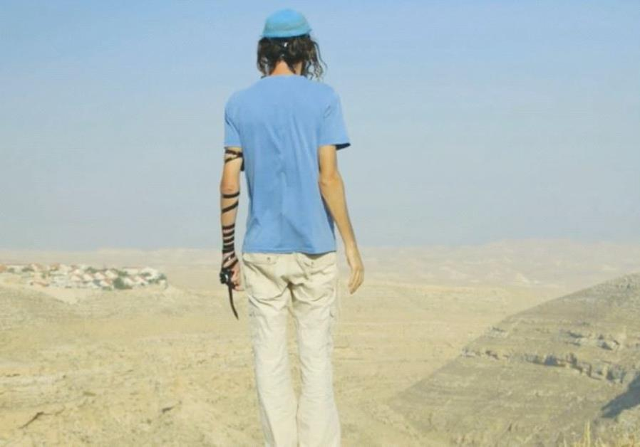 A SCENE from Shimon Dotan's latest documentary 'The Settlers.'