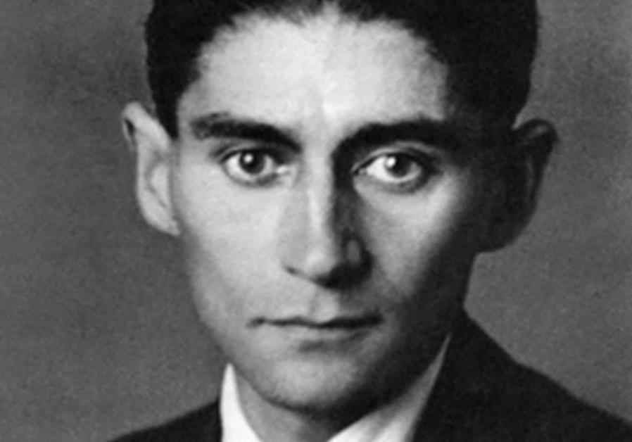 A Metamorphosis For Franz Kafkas Papers Journey To The National