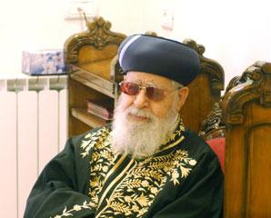 Rabbi Ovadia Yosef pushes for Pollard release
