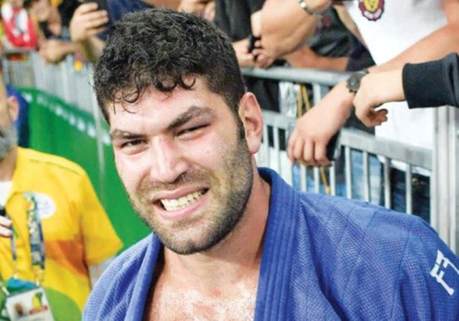 Ori Sasson became the fifth Israeli judoka to claim an Olympic medal on Friday, providing further pr