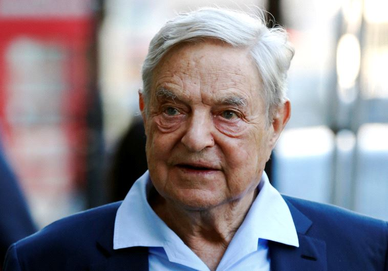 George Soros  (photo credit: REUTERS)